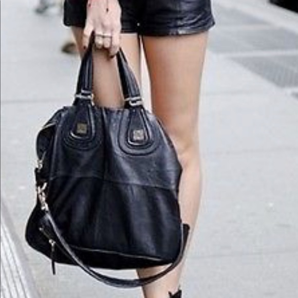 dc1fe72deb Givenchy Handbags - GIVENCHY NIGHTINGALE MEDIUM AUTHENTIC